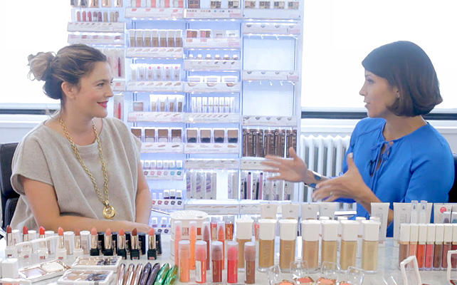 Inspírate con Úrsula, Drew Barrymore