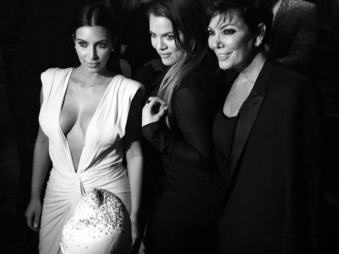 Kim Kardashian fiesta
