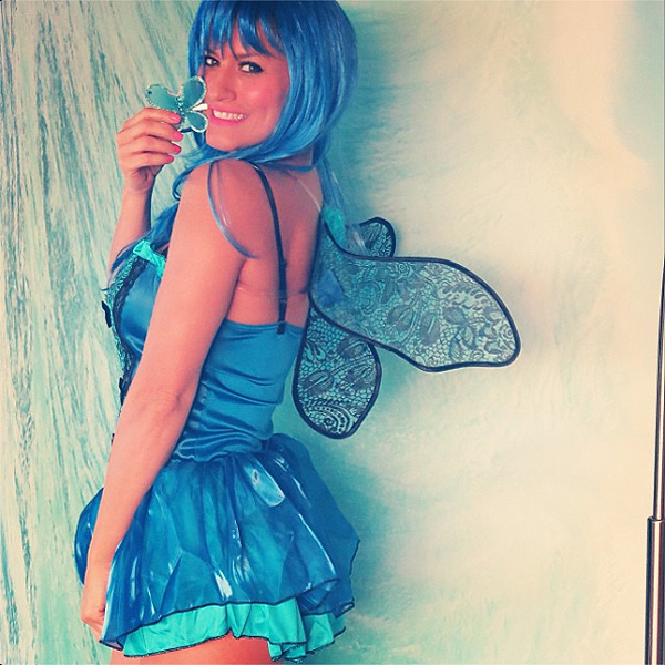 Lola Ponce, Halloween