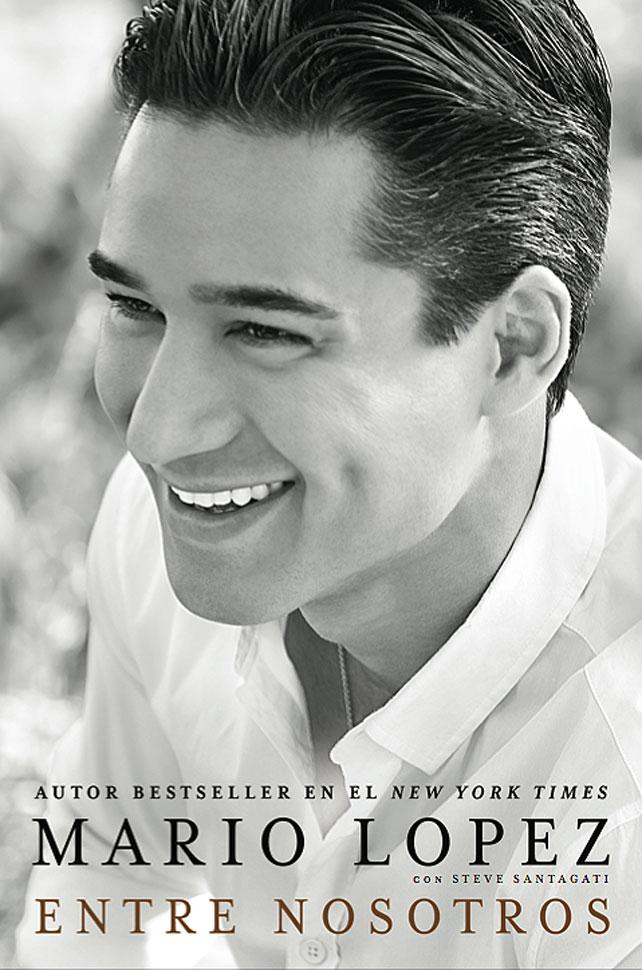 Mario Lopez libro para articulo
