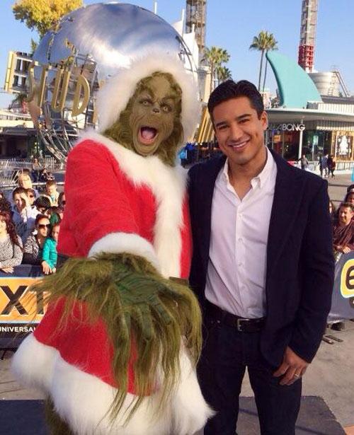 Mario López, Navidad