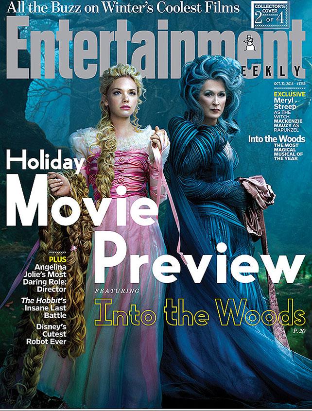 Mery Streep y Mackenzie Mauzy