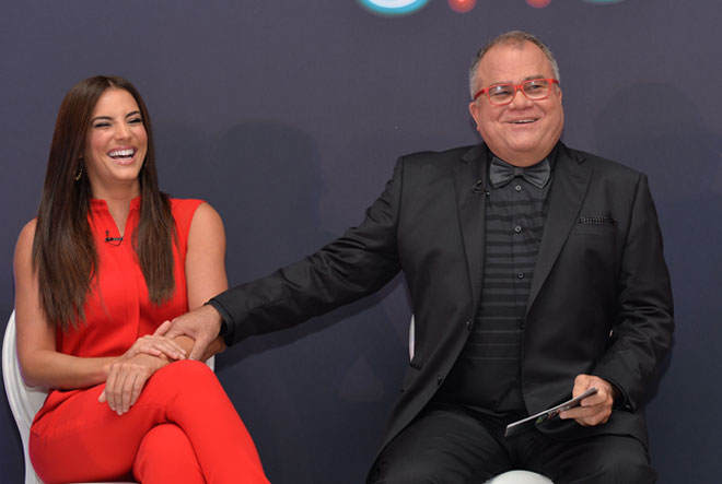 Gaby Espino, Armando Correa, Poderosas
