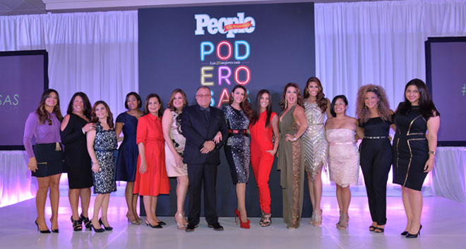 25 más poderosas, Alicia Machado, Monique Manso