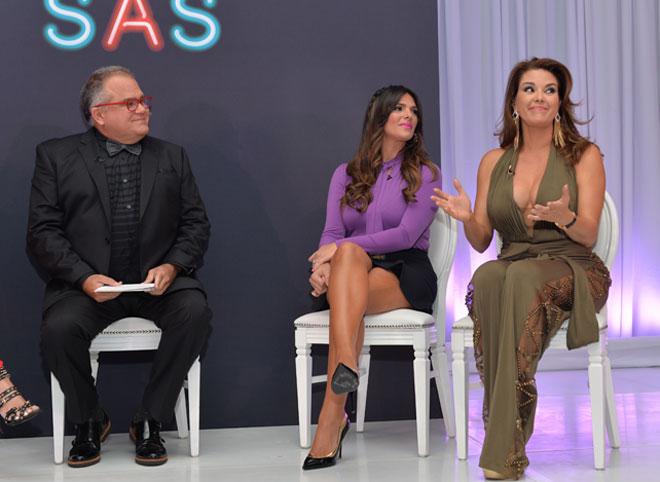 Armando Correa, Bárbara Bermudo, Alicia Machado, Poderosas