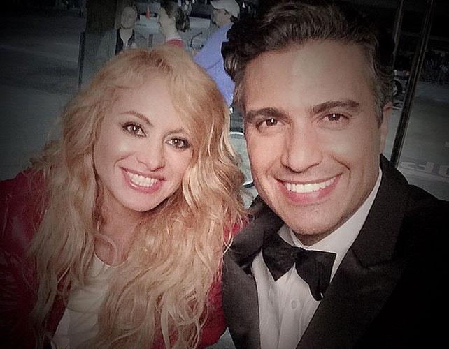 Paulina Rubio y Jaime Camil para articulo