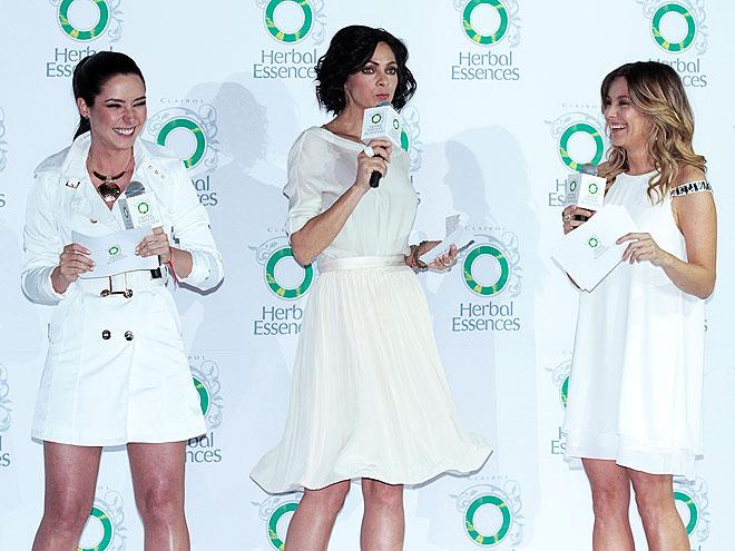 Ariadne Díaz, Celina del Villar, Dominika Paleta, Míralos
