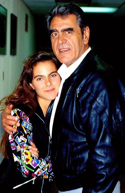 Kate del Castillo, Eric del Castillo, TBT