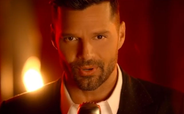 Ricky Martin para articulo