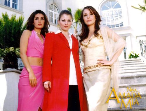 Mayrín Villanueva, Ludwika Paleta, Karyme Lozano, telenovelas