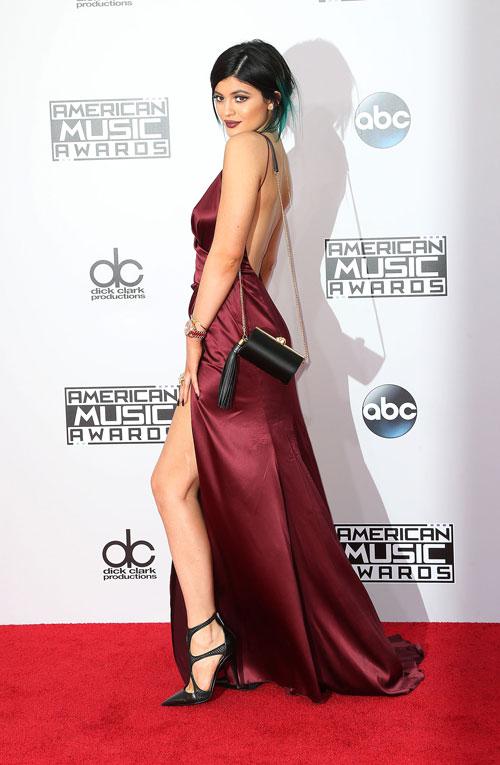American Music Awards, Kylie Jenner