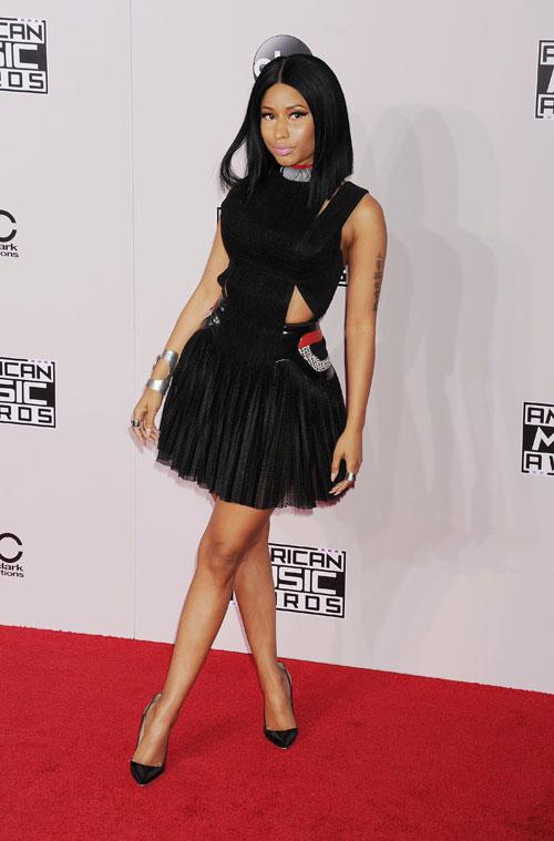 American Music Awards, Nicki Minaj