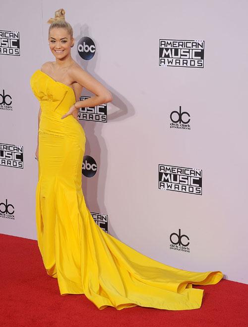 American Music Awards, Rita Ora