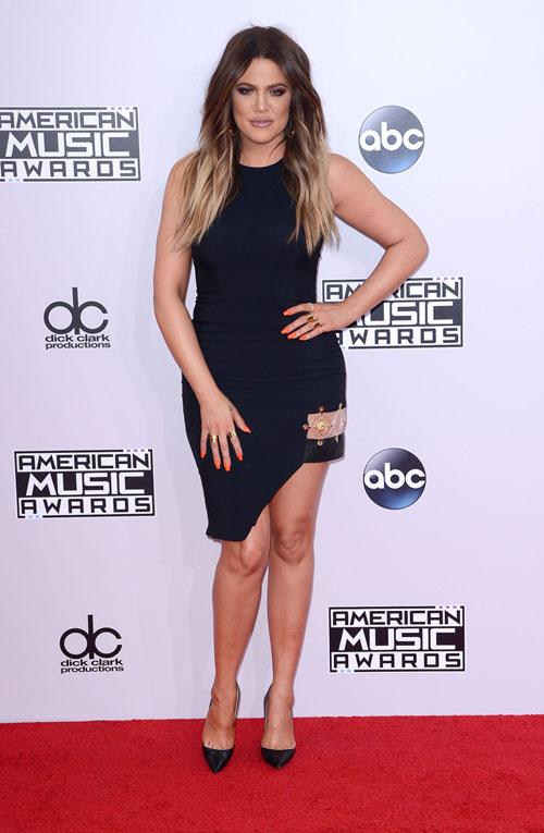 American Music Awards, Khloe Kardashian
