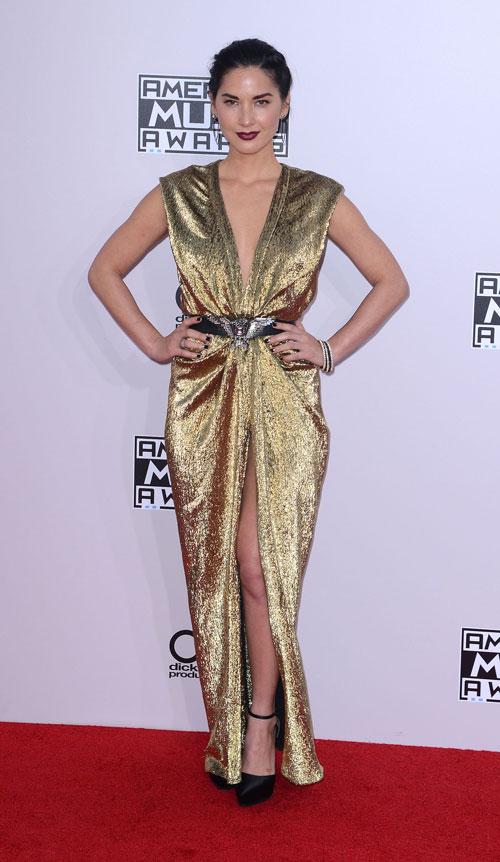 American Music Awards, Olivia Munn
