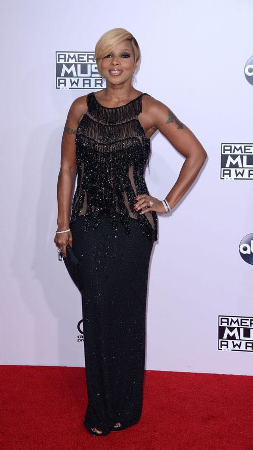 American Music Awards, Mary J. Blige