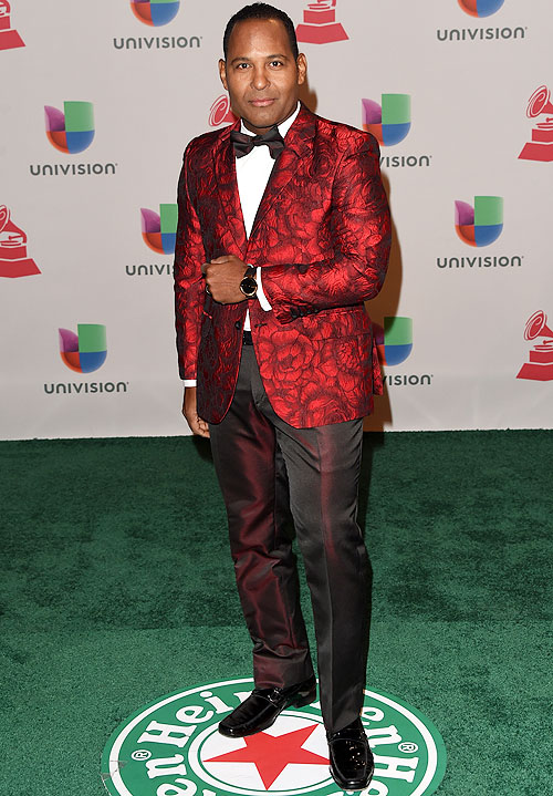 Tony Dandrades, Latin Grammy 2014