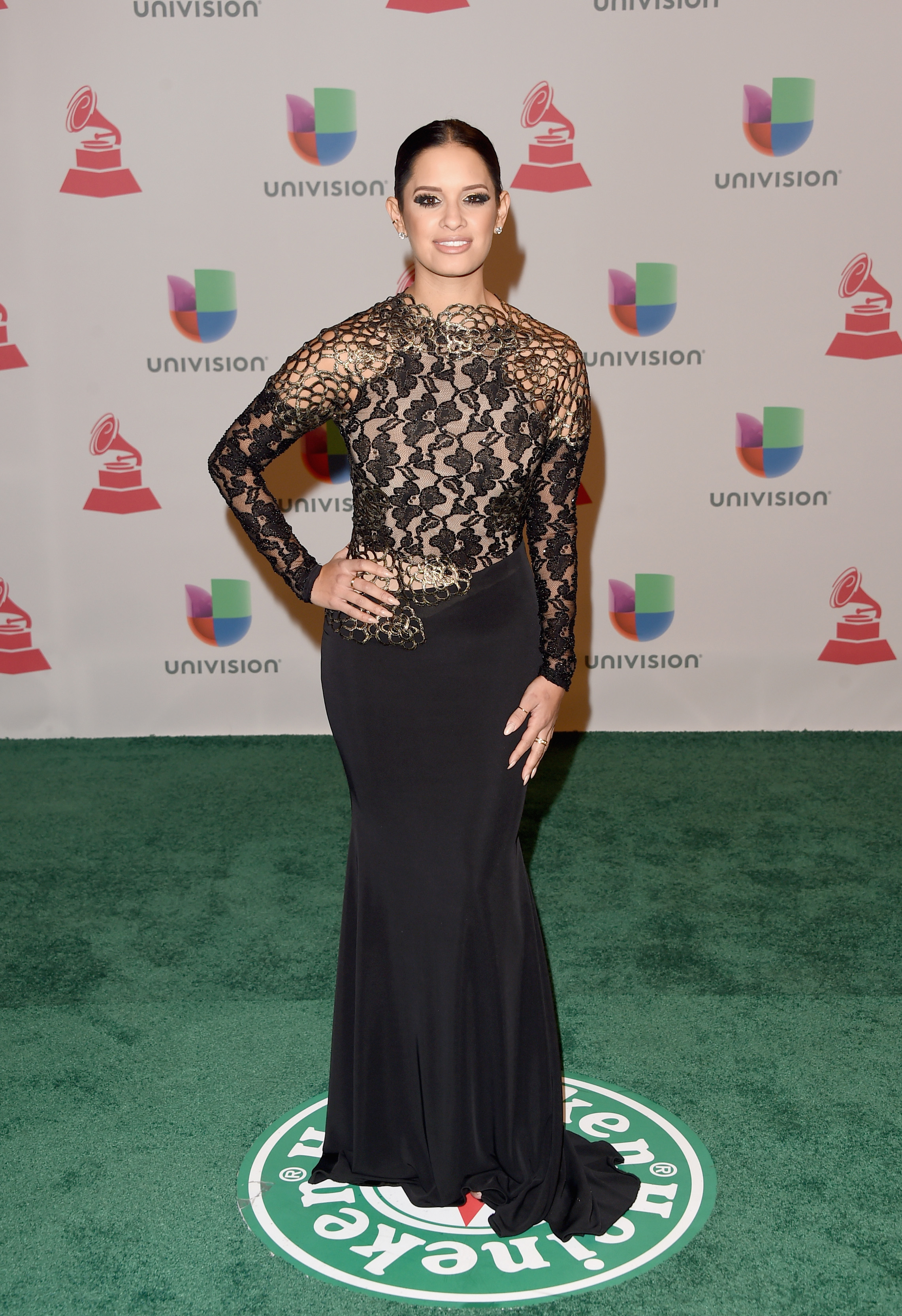 ROCSI DÍAZ, Latin Grammy 2014 ellas en la alfombra