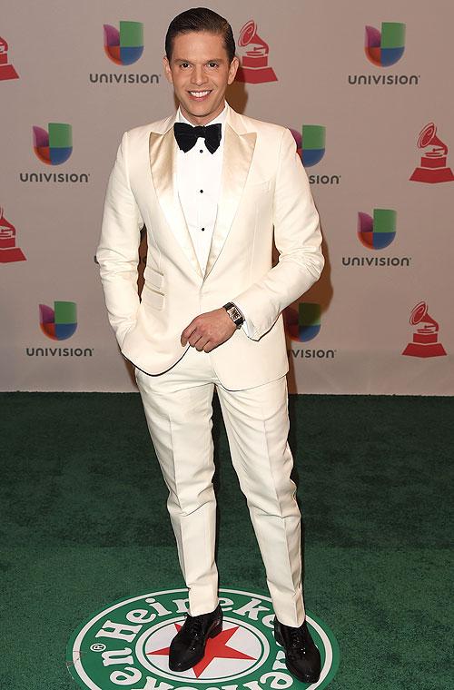 Rodner Figueroa, Latin Grammy 2014