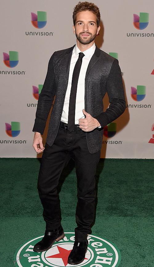 Pablo Alborán, Latin Grammy 2014
