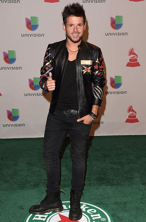 Pablo López, Latin Grammy 2014