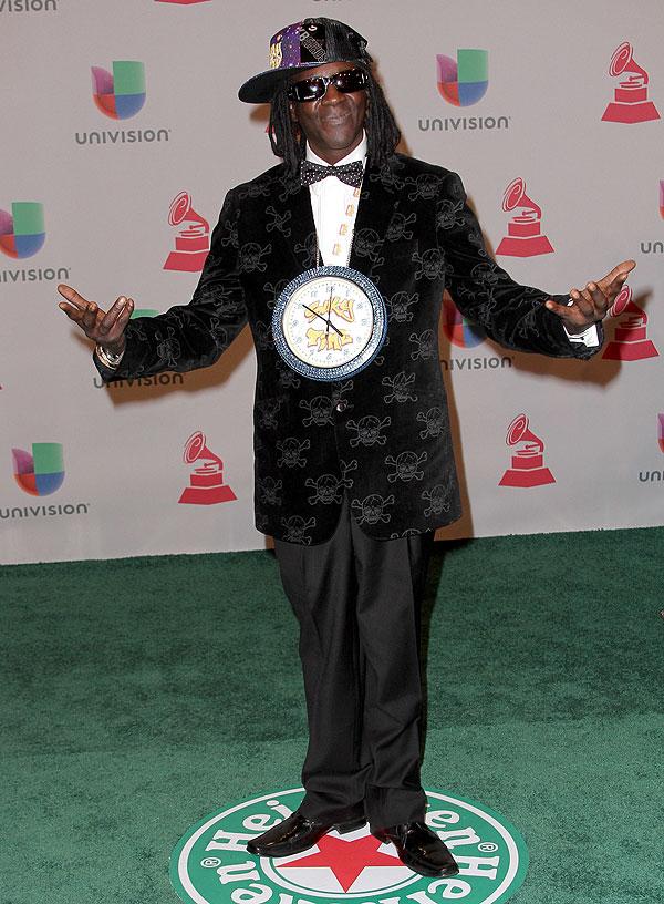 Flavor Flav, Latin Grammy 2014