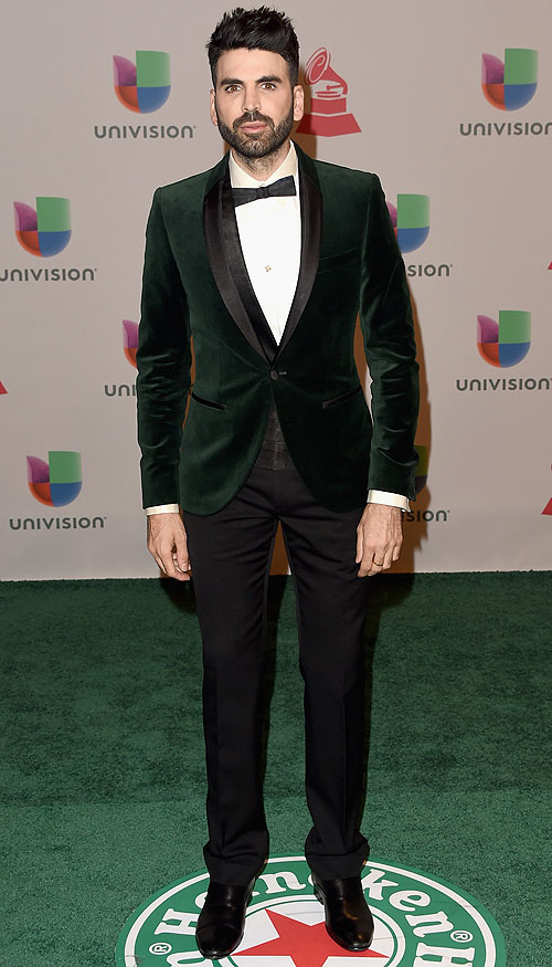Jomari Goyso, Latin Grammy 2014