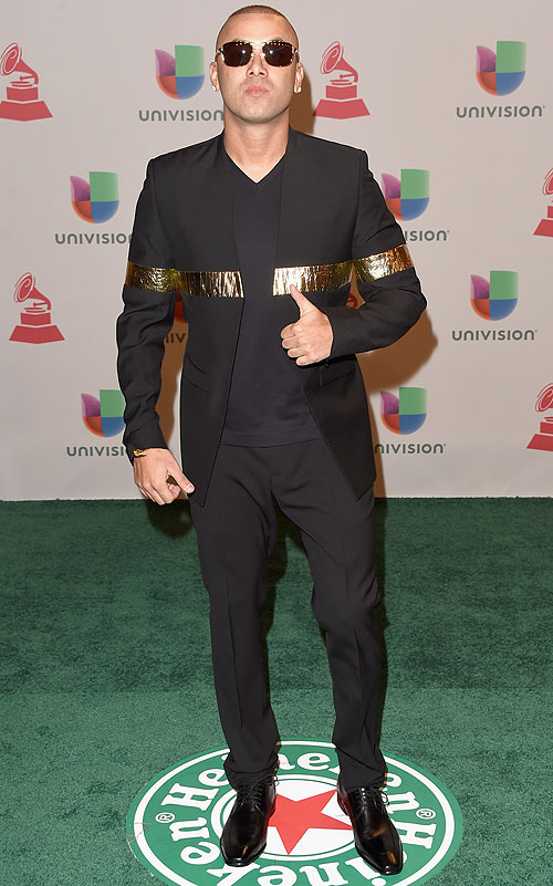 Wisin, Latin Grammy 2014