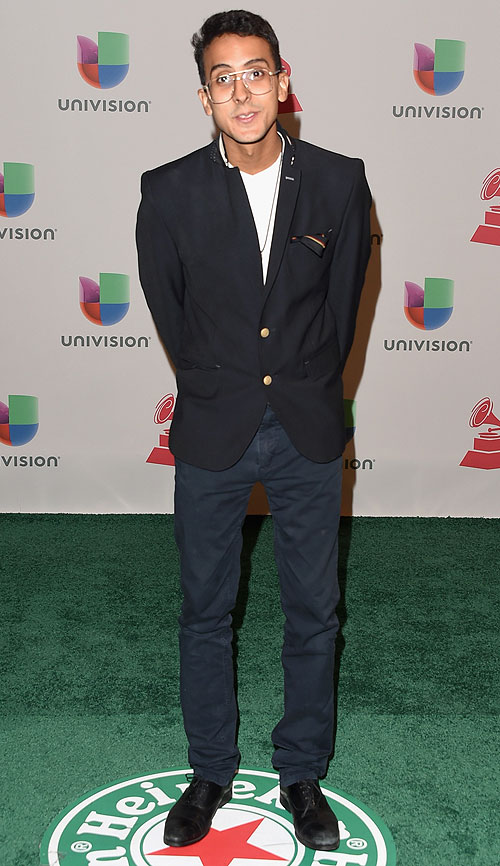 Henry D'Arthenay, Latin Grammy 2014