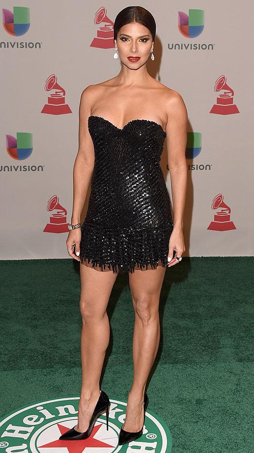 Roselyn Sánchez, Latin Grammy 2014