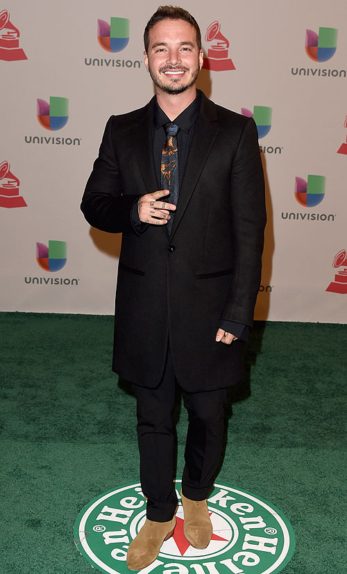 J Balvin, Latin Grammy 2014