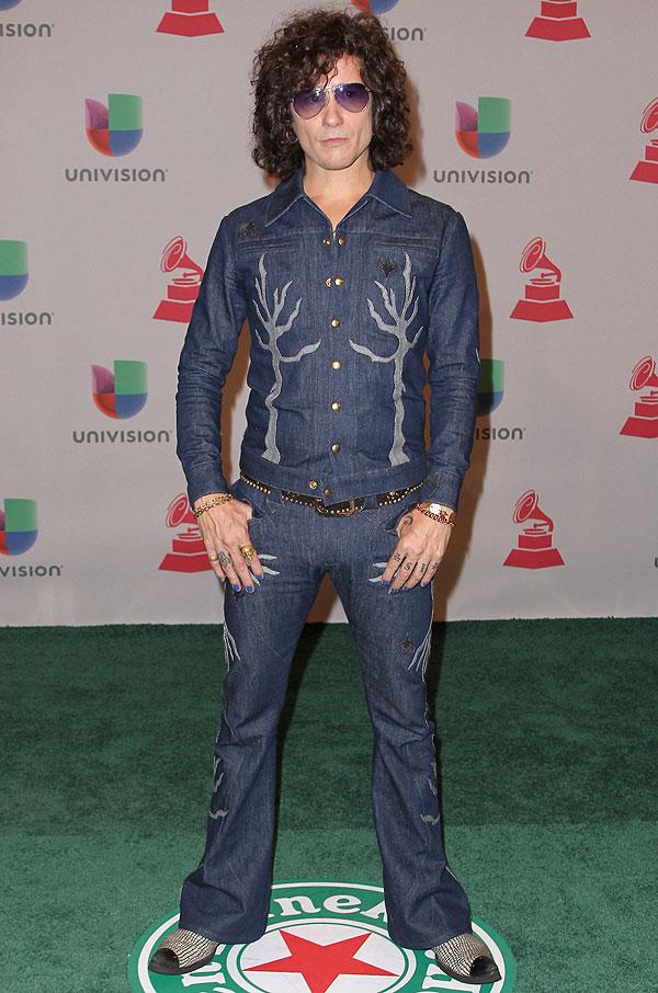 Enrique Bunbury, Latin Grammy 2014