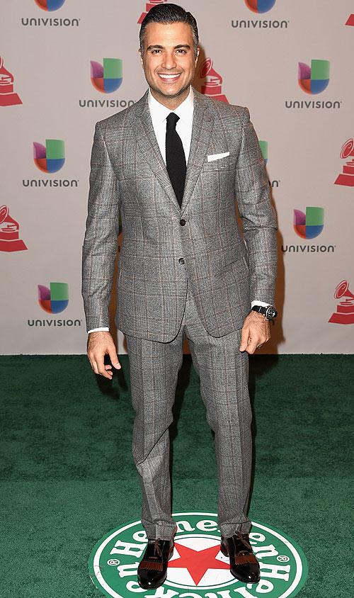 Jaime Camil, Latin Grammy 2014