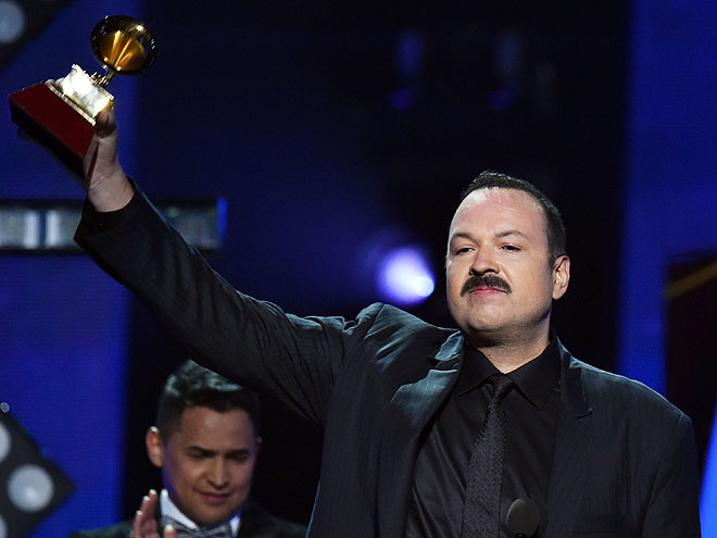 Pepe Aguilar, Latin Grammy 2014