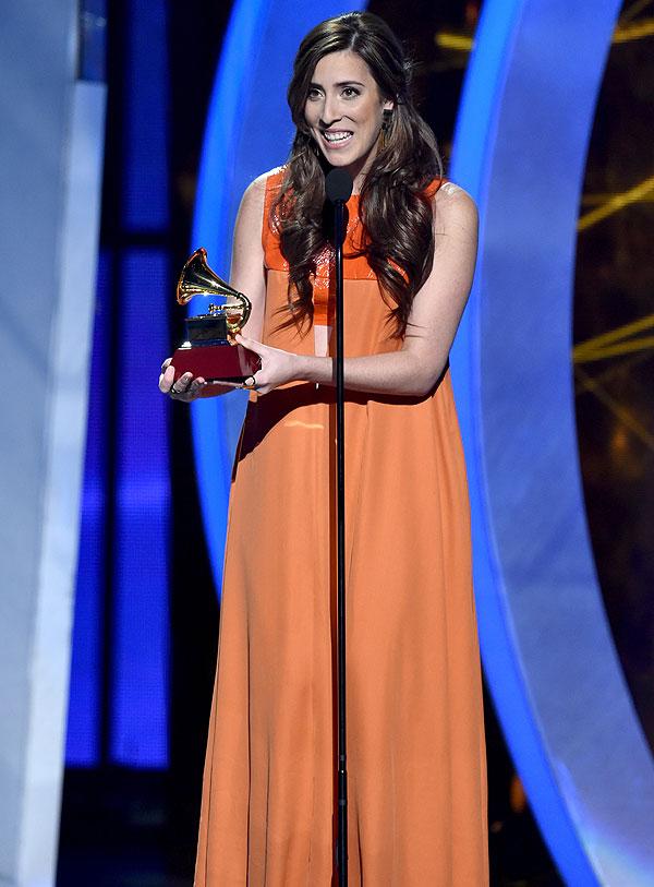 Mariana Vega, Latin Grammy 2014