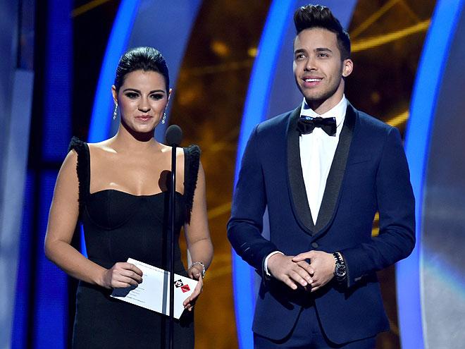 Maite Perroni, Prince Royce, Latin Grammy 2014