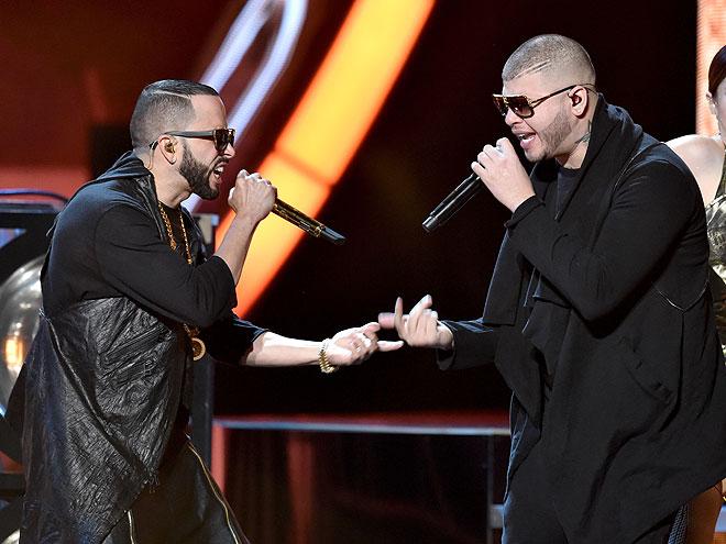 Yandel, Farruko, Latin Grammy 2014