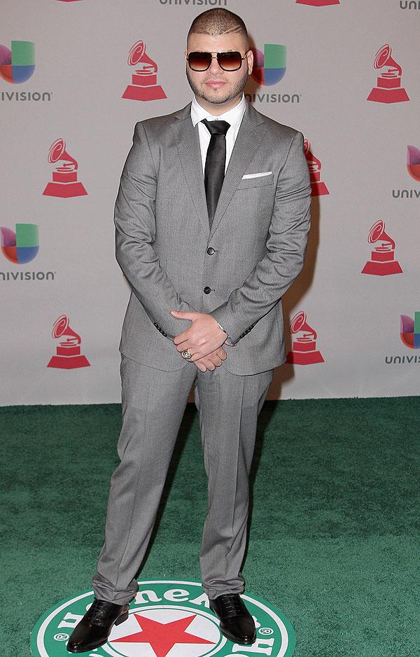 Farruko, Latin Grammy 2014