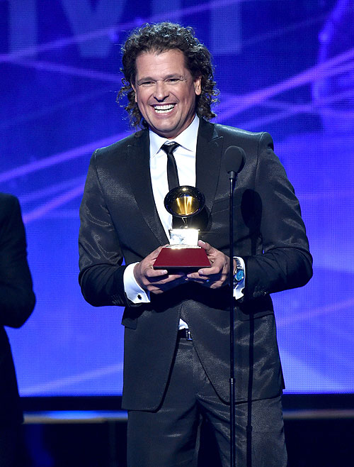 Carlos Vives, Latin Grammy 2014