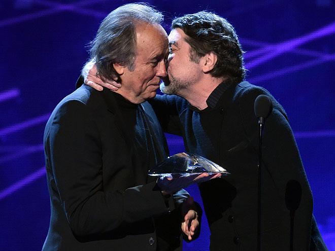 Joaquín Sabina, Joan Manuel Serrat, Latin Grammy 2014