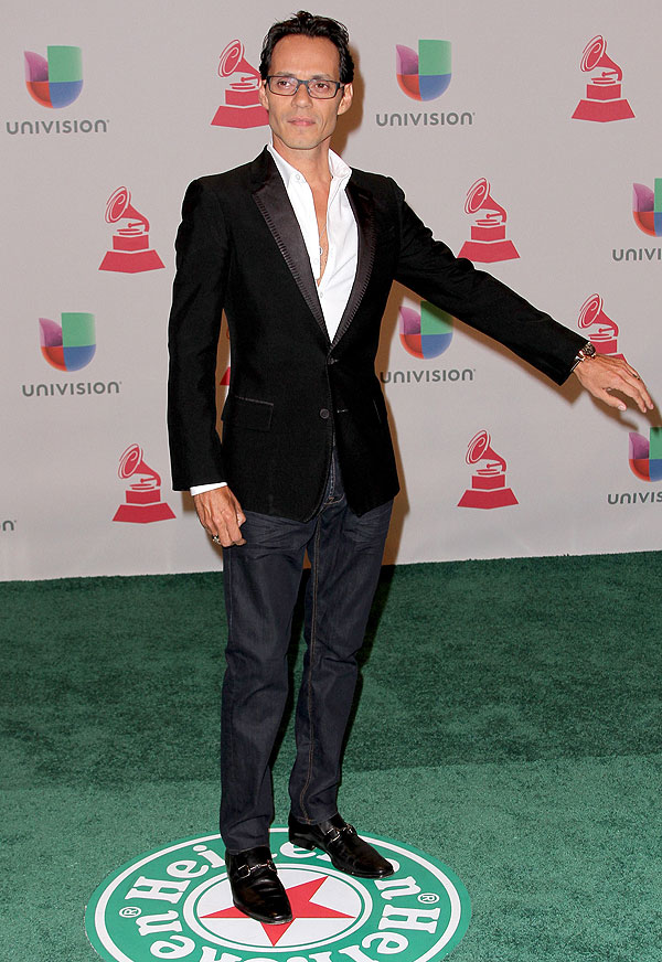 Marc Anthony, Latin Grammy 2014