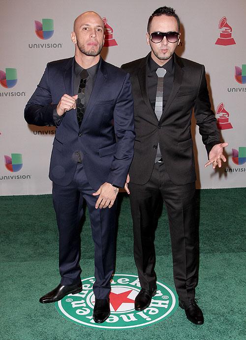 Alexis y Fido, Latin Grammy 2014
