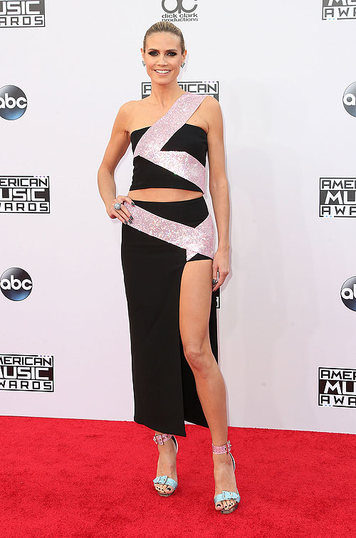 American Music Awards, Heidi Klum