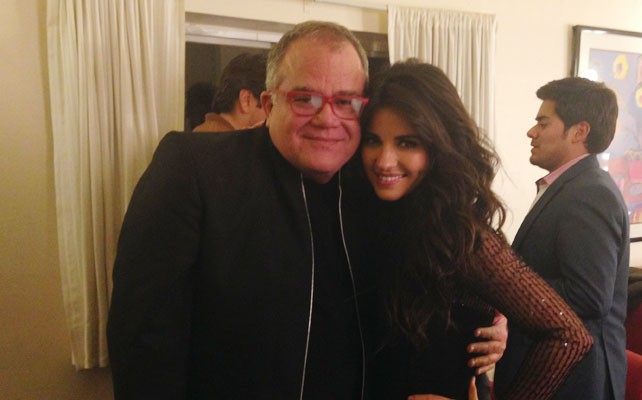 Maite Perroni y Armando Correa