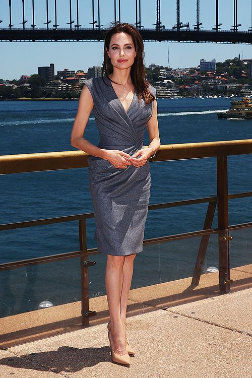 El look del día, Angelina Jolie