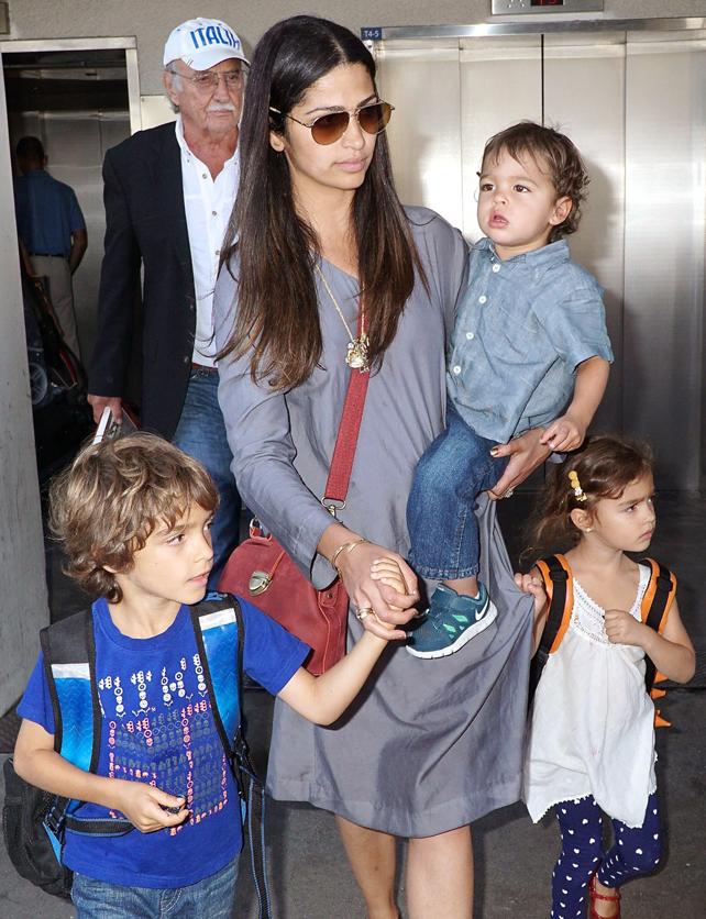 Camila Alves esposa de Matthew McConaughey