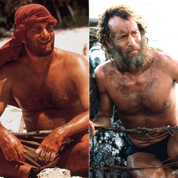 Tom Hanks, Actores que alteraron su peso