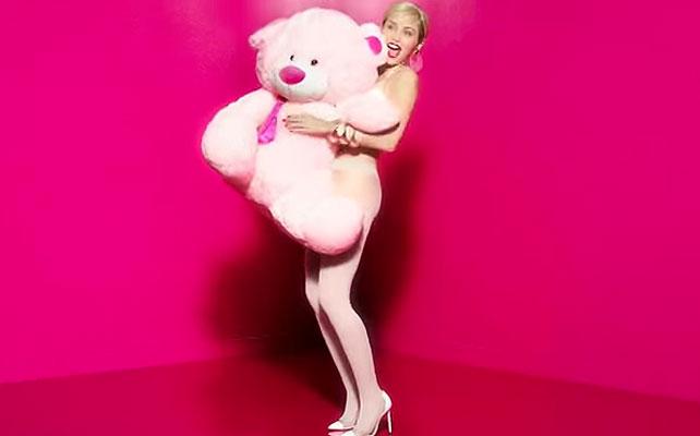 Miley Cryrus para articulo