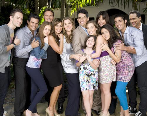 Gabriel Porras, Sonya Smith, Catherine Siachoque, Vanessa Pose, Jason Canela, telenovelas