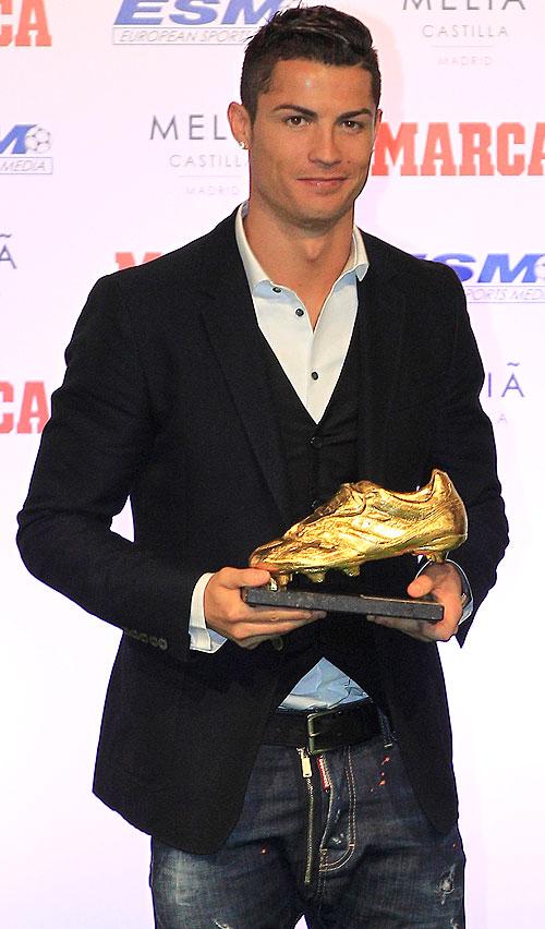 Cristiano Ronaldo, Míralos